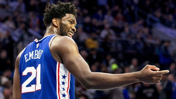 Buy or sell: Joel Embiid is the best player in the East