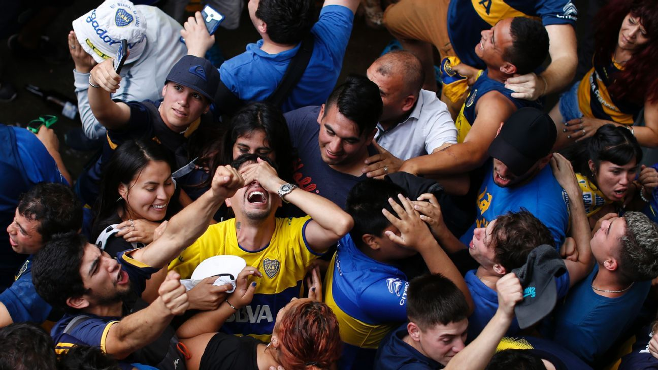 Police cancel planned Boca Juniors 'fan day' amid security concerns