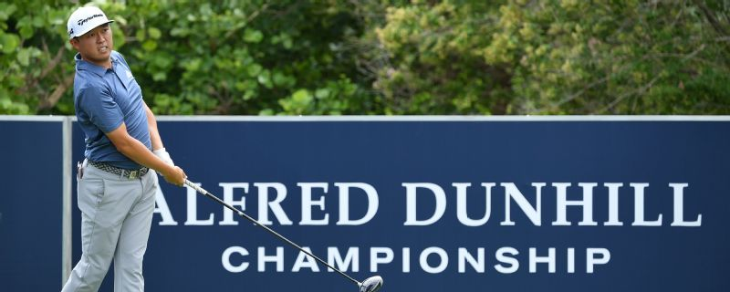 David Lipsky shoots into lead at Alfred Dunhill Championship
