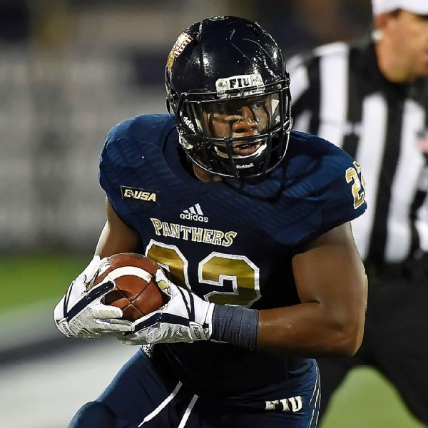 Arrested FIU RB Shawndarrius Phillips not going to bowl game