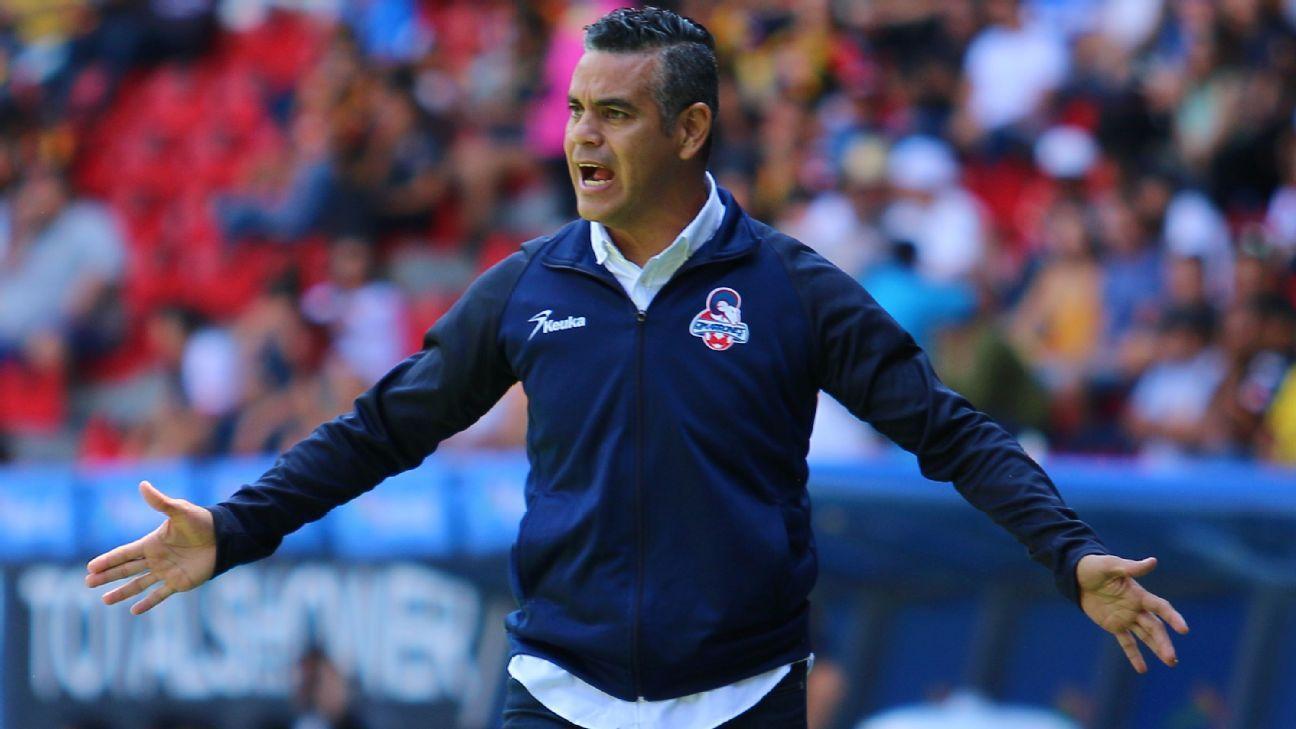 Altamirano deja Cimarrones para ser auxiliar de Matosas con Costa Rica