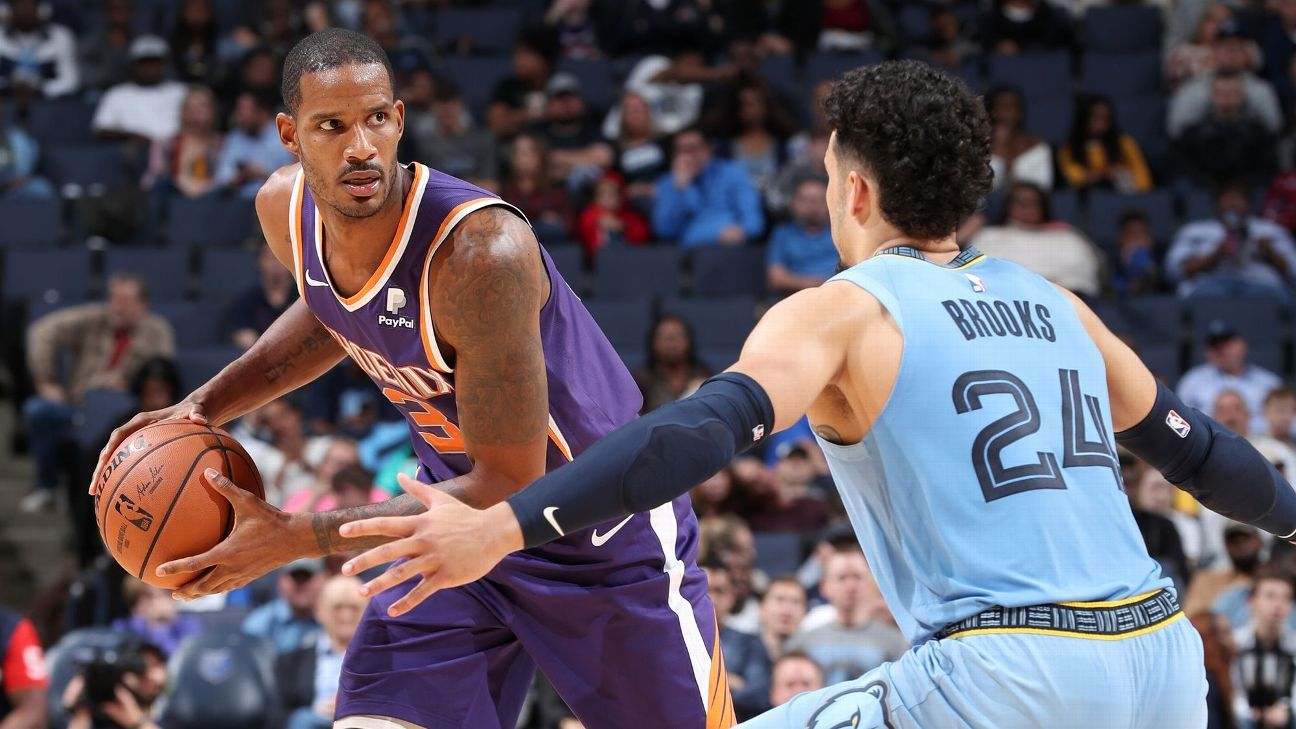 The twists and turns of the Trevor Ariza trade that finally happened