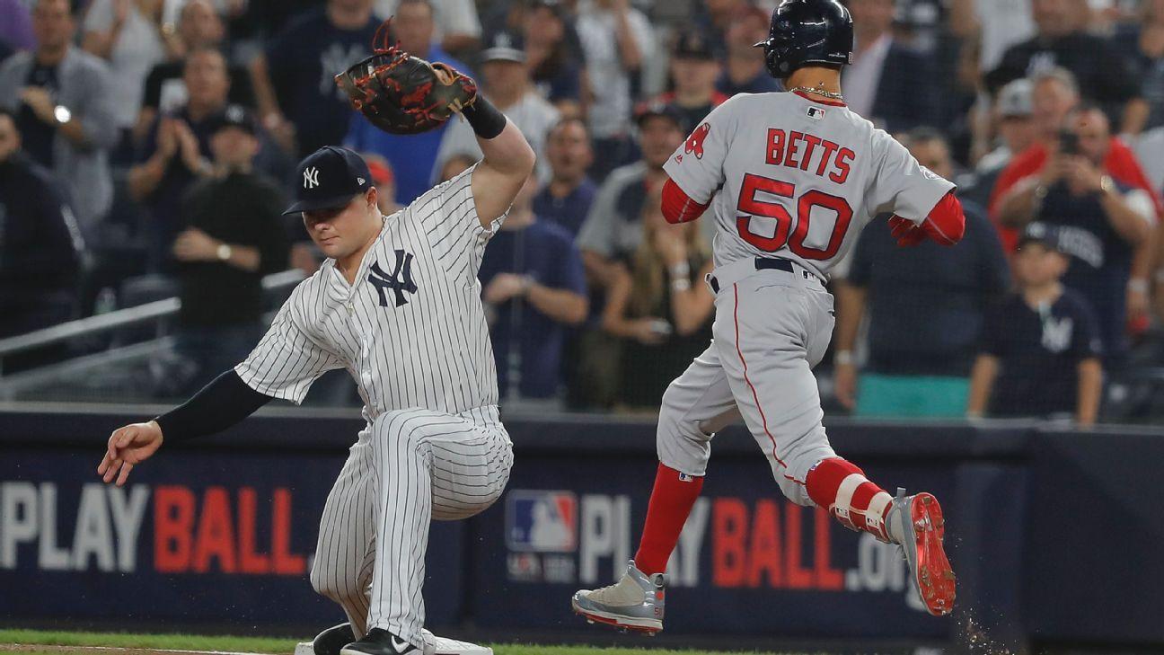 Medias Rojas-Yankees abrirán con juego nocturno en Londres