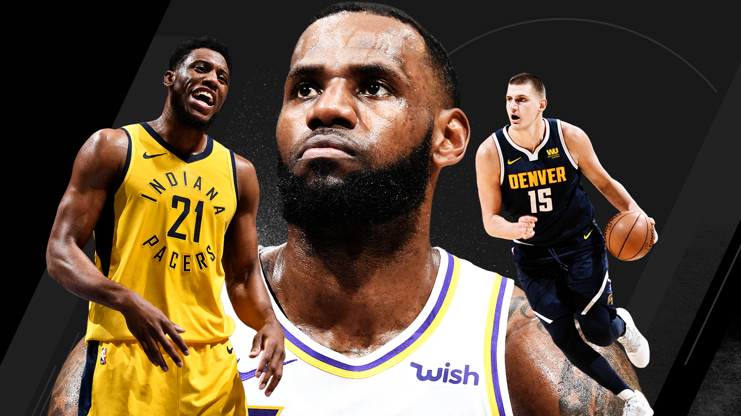 Power Rankings: Nuggets, Pacers making the biggest moves
