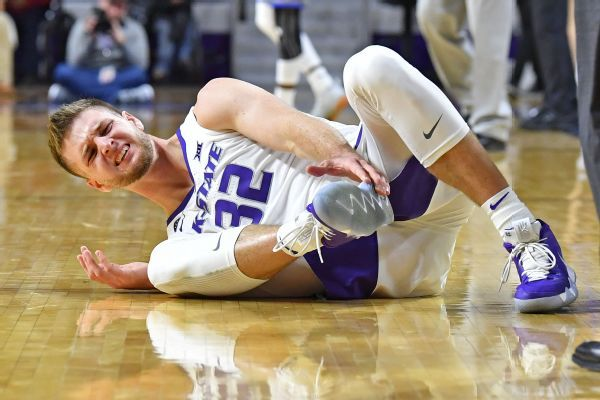 KSU's Wade (foot) likely to miss tourney again