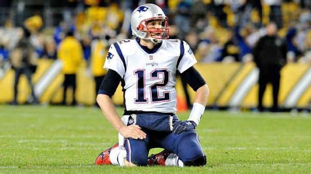 Don't bury the Patriots yet: Why their playoff path isn't daunting