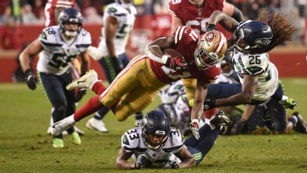 Notable bets: Bettor loses $569,000 on Seahawks