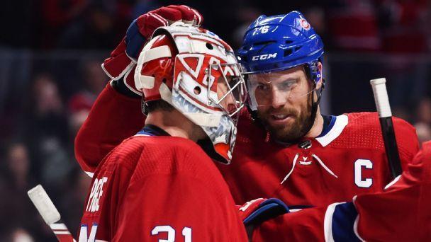 Secrets to the Canadiens' surprising success