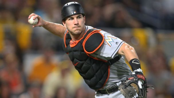 How good is J.T. Realmuto and who needs him most?