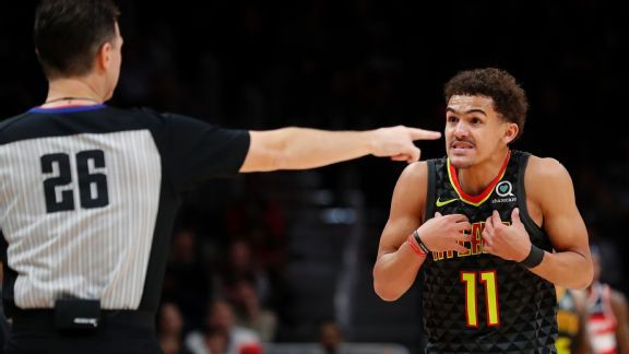 Fantasy hoops updated roto ranks: Trae Young sliding down