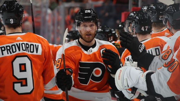 Here's the Philadelphia Flyers' plan for success