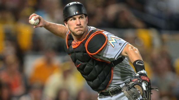 How good is J.T. Realmuto, and who needs him most?