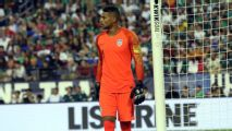 Source: Manchester City to loan U.S. keeper Steffen to Fortuna Dusseldorf