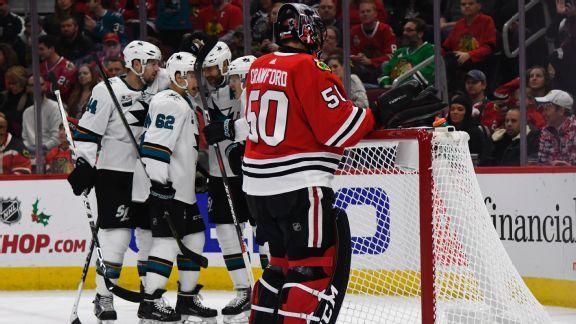 Updated Week 12 fantasy hockey rankings