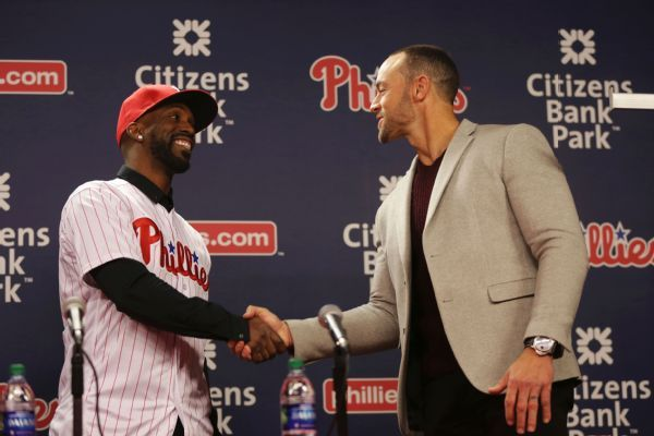 Andrew McCutchen acknowledges decline, but looks forward to hitter-friendly Citizens Bank Park