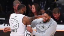 Acuerdo por Anthony Davis solidifica posición de Lakers en Las Vegas