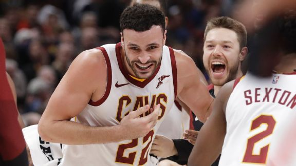 Fantasy NBA Daily Notes: Larry Nance Jr. excelling as a distributor