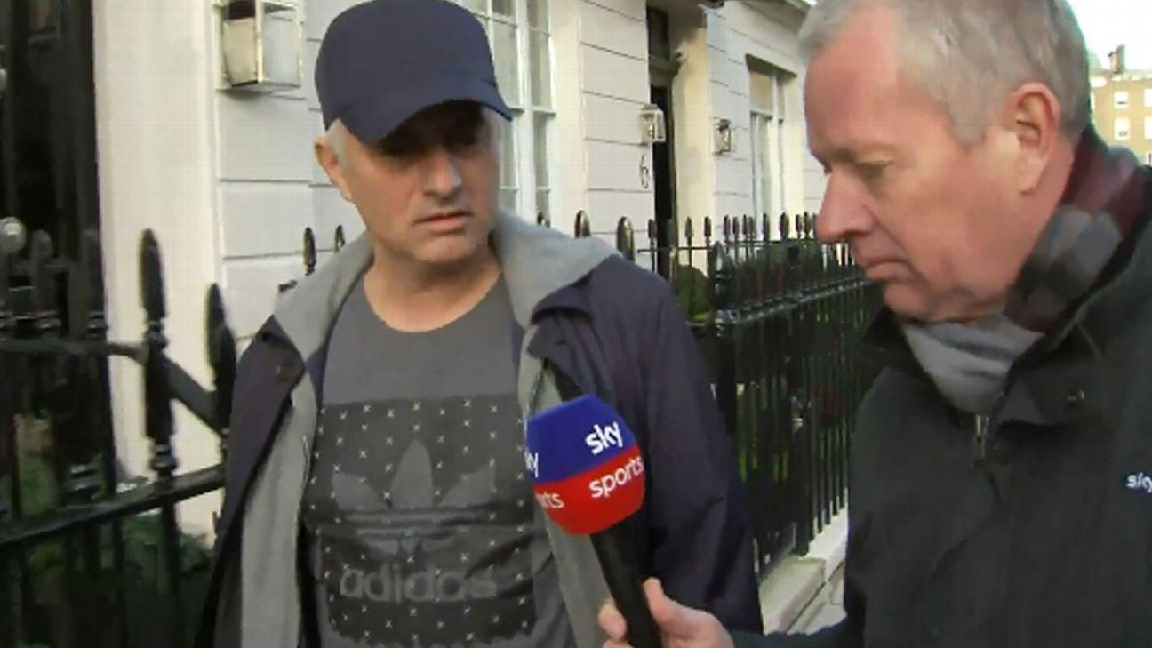 José Mourinho afirma que el Manchester United ya es pasado; promete volver