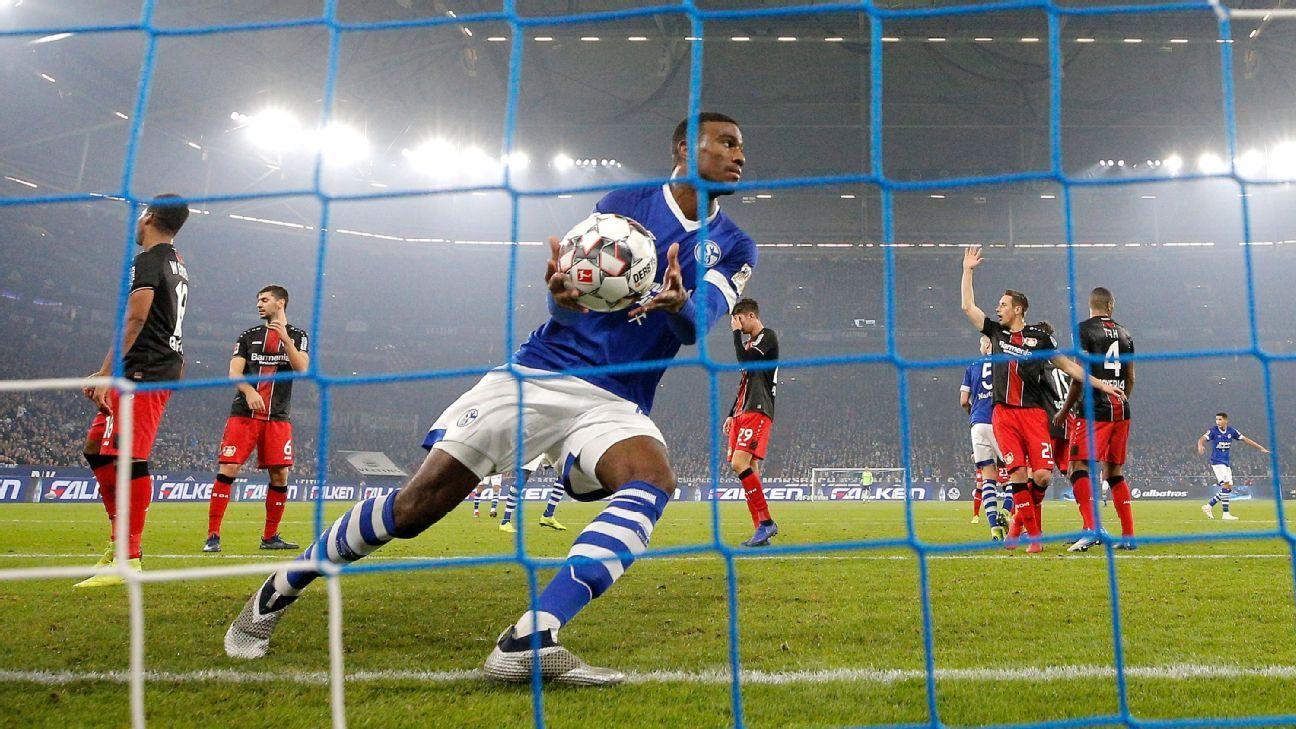 Haji Wright scores off Weston McKennie assist but Schalke 04 fall