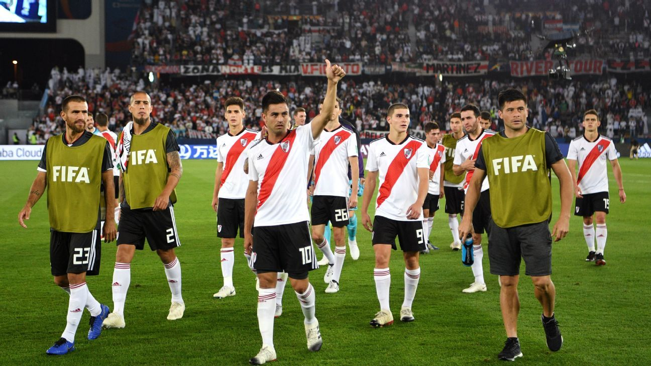 River Plate's third-place win doesn't hide that South American football continues to lose ground