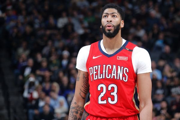 Agent says Anthony Davis could return next week after seeing hand specialists
