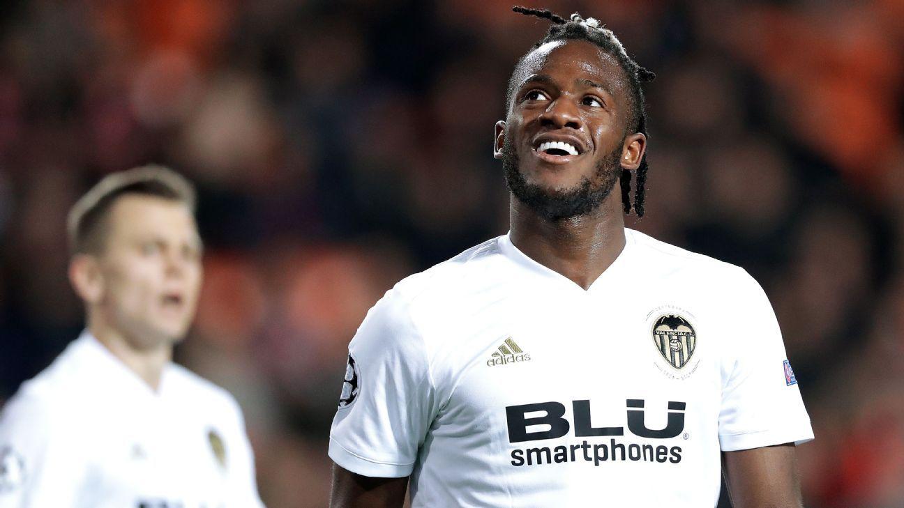 Chelsea's Michy Batshuayi set for six-month Monaco loan - sources