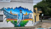 Messi's holiday in Rosario again fuels hope of a return home to play for Newell's Old Boys