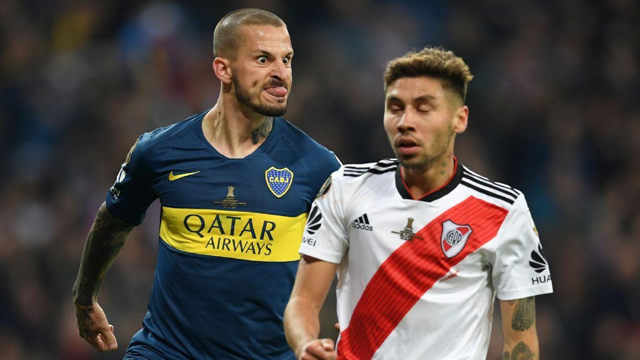 Presidente do River sugere estádio único para seu clube e Boca; veja o que torcedores acham da ideia