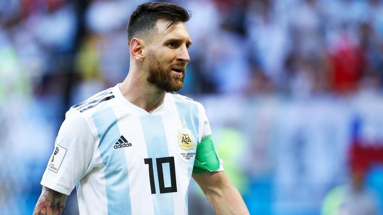 Messi coloca título da Copa América 2019 como meta e garante presença em torneio no Brasil, diz jornal