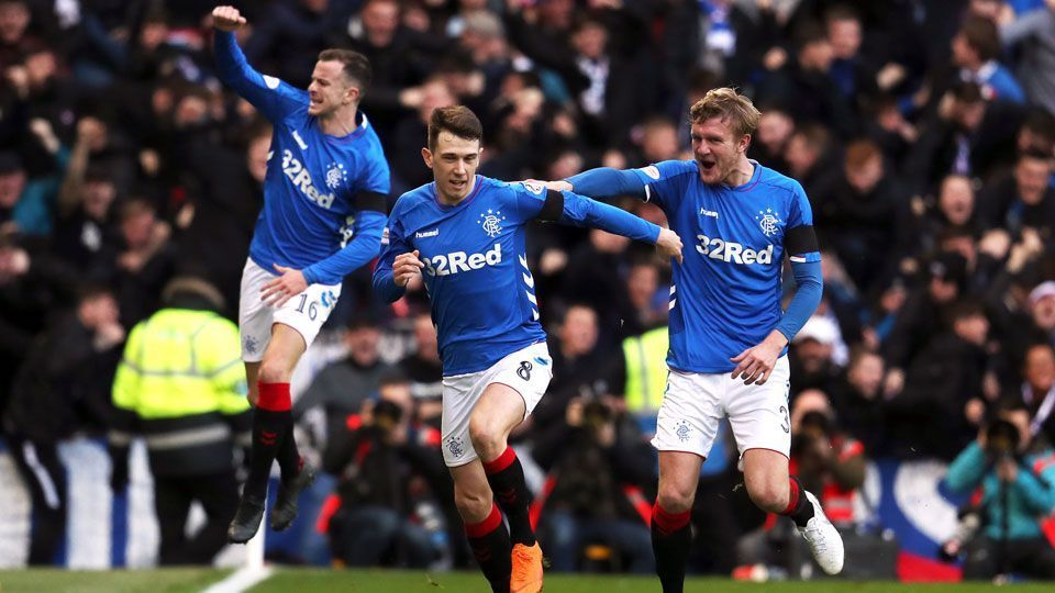 Com Gerrard no comando, Rangers vence 'clássico de maior rivalidade do mundo' pela 1ª vez após ter falido