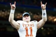 Horns will 'file away' jabs by Bradshaw, Mayfield
