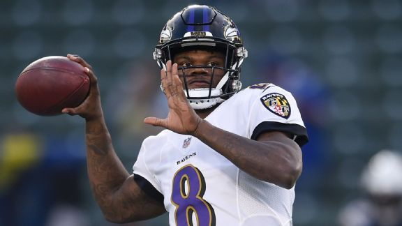 What Ravens believe will take Lamar Jackson to the next level