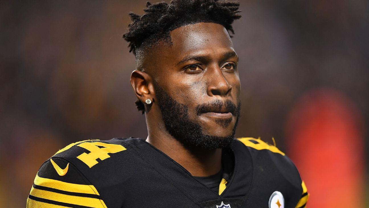 NFL: Antonio Brown diz que Big Ben tem 'mentalidade de proprietário' e descarta chances de seguir nos Steelers