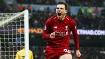 Klopp: Liverpool won't rule out signing a left-back