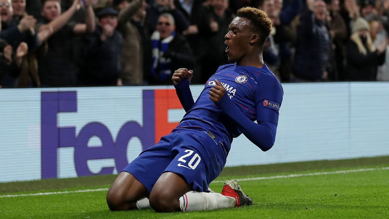LIVE Transfer Talk: Liverpool join Bayern in pursuit of Chelsea's Callum Hudson-Odoi