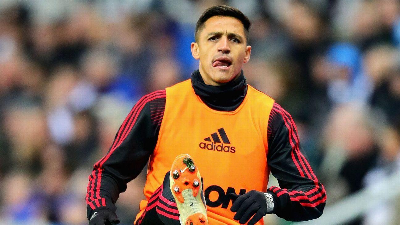 """Solskjaer: """"Alexis tiene una nueva oportunidad en el United"""""""