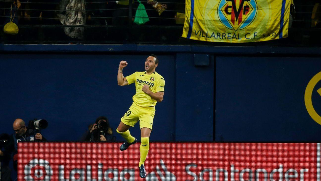 Santi Cazorla shows Real Madrid, Spain, Arsenal that he's still got the magic at Villarreal