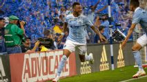 German second-tier club Paderborn sign Sporting KC's Shelton, UCLA's Kamara