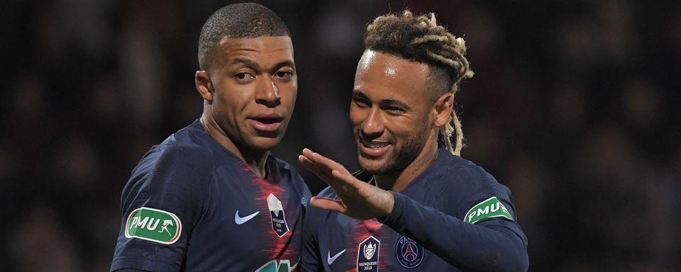 PSG no piensa vender a Neymar ni a Mbappé