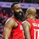 James Harden Of Houston Rockets Logs Another Historic Triple-double