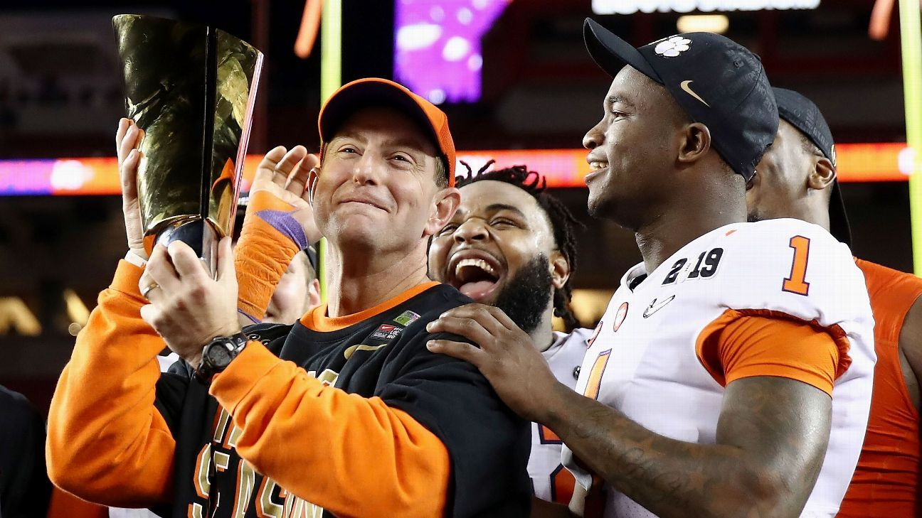 College Football Playoff News Highlights Espn