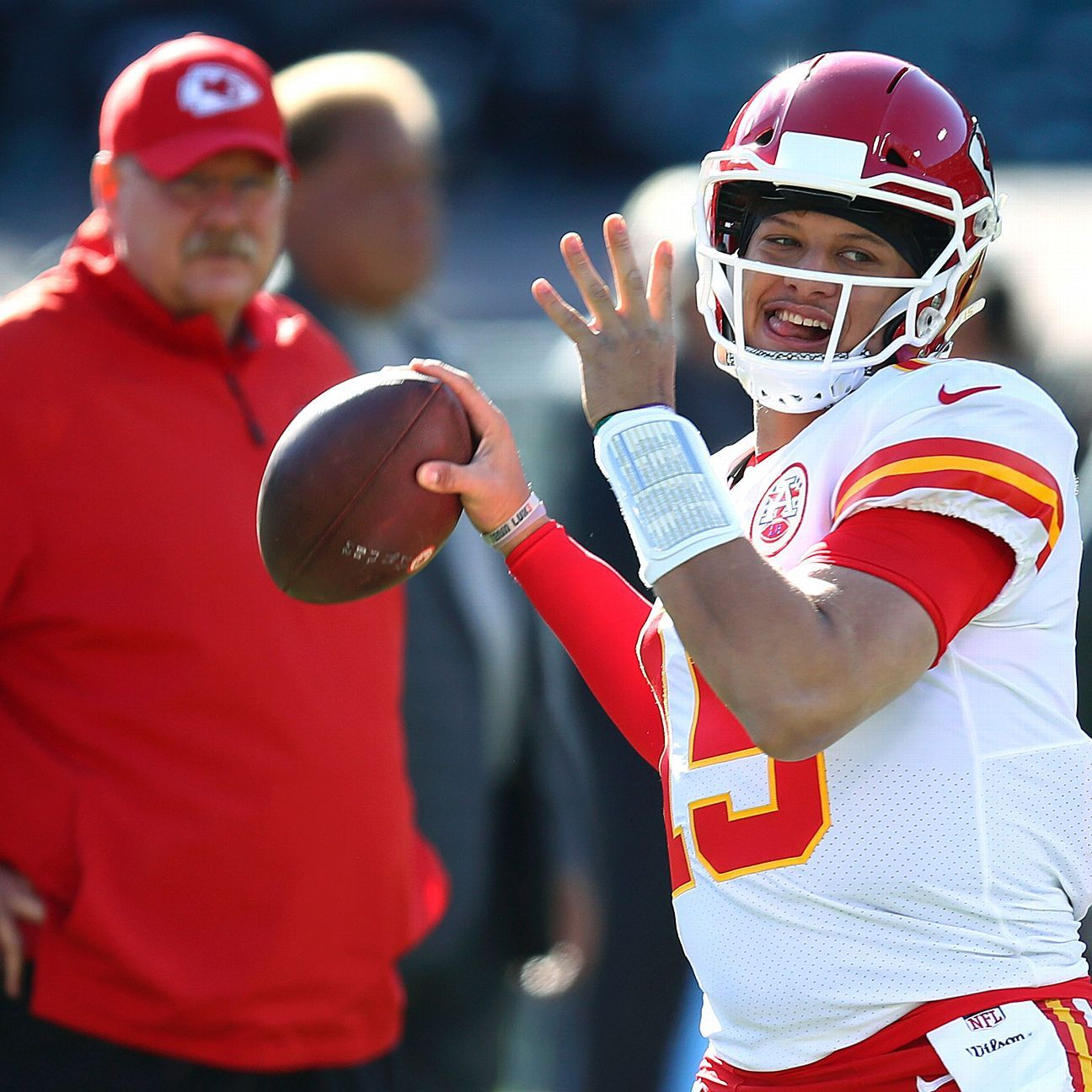 Can Kansas City Chiefs Andy Reid rewrite the book on Playoff Andy ... 5283b5980