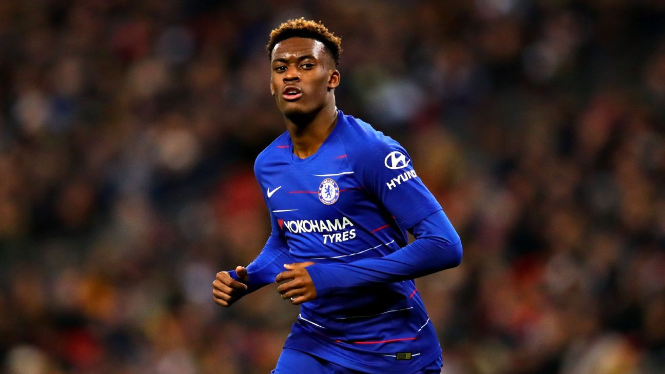 Bayern Munich 'in talks' with Chelsea over Callum Hudson-Odoi transfer - Salihamidzic