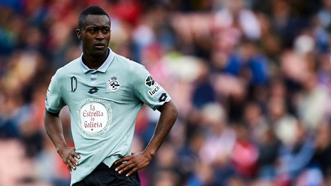 Marlos Moreno's Manchester City plight an example of joining a European giant too young