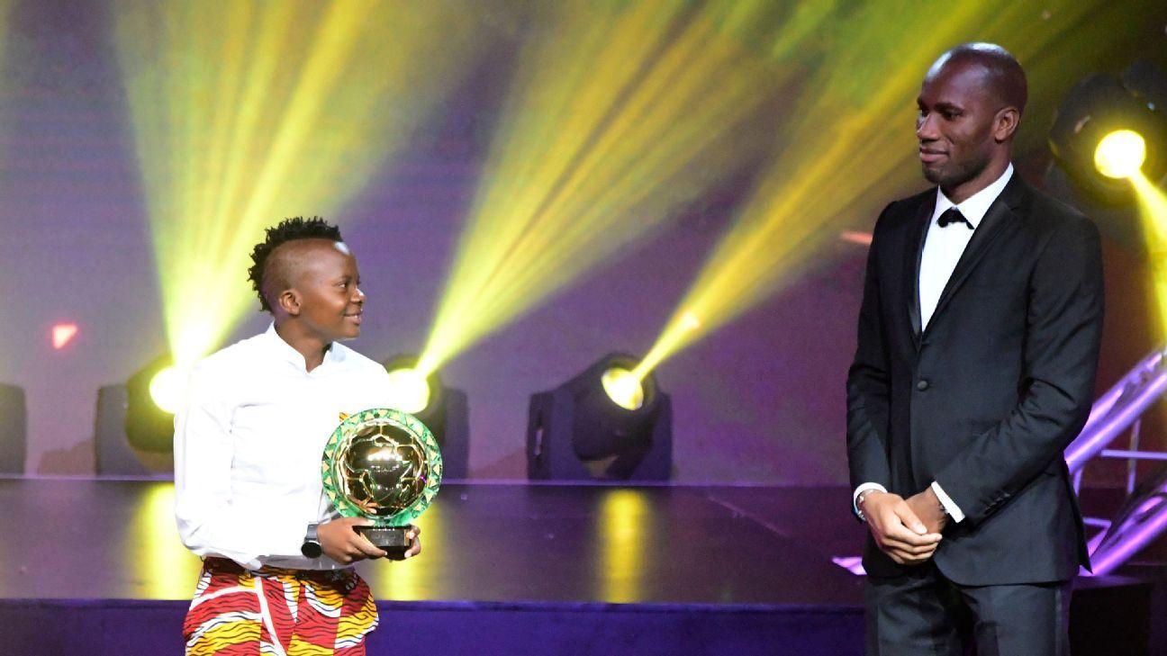 Rainha da África, Thembi Kgatlana já encarou o Brasil, venceu homens e mulheres e derrubou potência