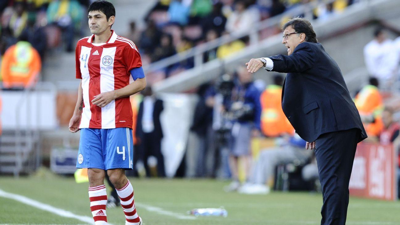 """""""Tata"""" Martino será un parteaguas para el Tri: Caniza"""