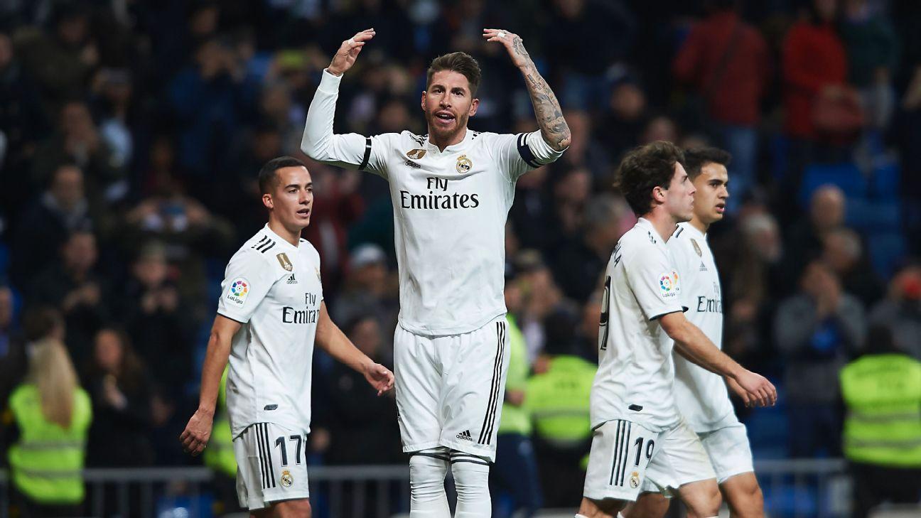 Vinicius Jr. has goal and assist in Real Madrid's Copa del Rey win against Leganes