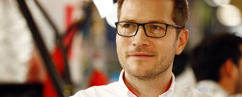 McLaren restructure continues with new managing director