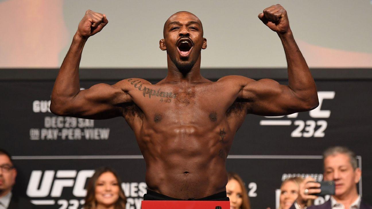 UFC: Jon Jones passa por todos os exames antidoping após vitória sobre Gutafsson