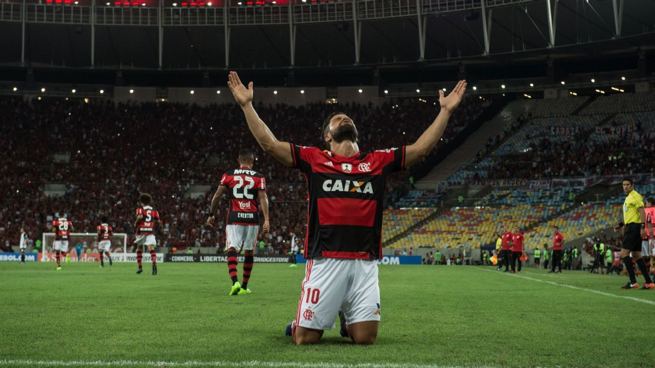 Orlando City still in talks to sign ex-Brazil star Diego from Flamengo - sources